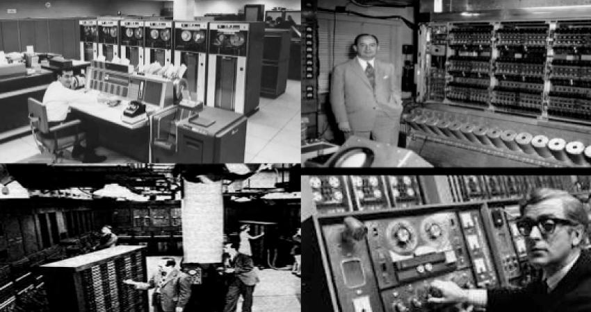 50 Años de la creación del INTERNET
